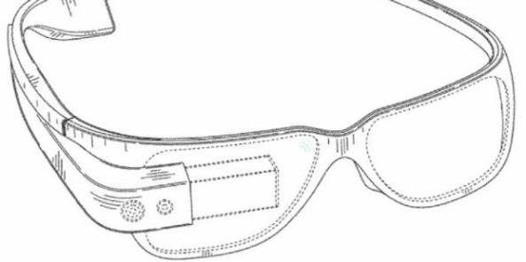 Google Project Glass Desain