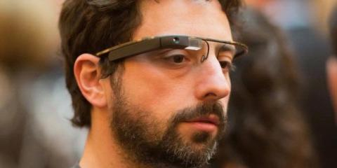 Sergey Bin and Google Glass Project Kacamata Pintar