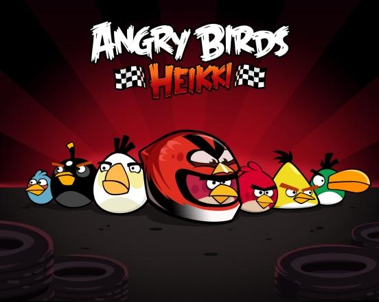 Heikki Angry Birds