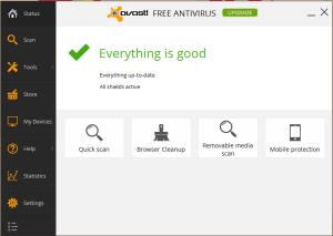 Avast! 9.0 2014